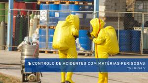 Controlo de Acidentes com Matérias Perigosas