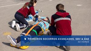 Primeiros Socorros Avançados, SBV & DAE